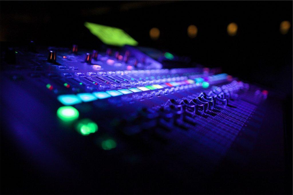 mixer, dj, audio